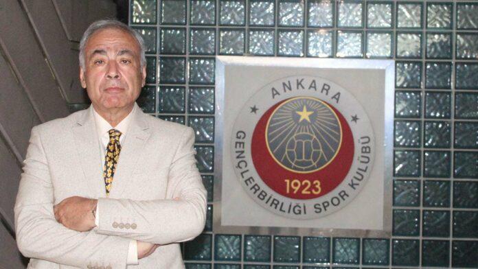 Gençlerbirliği'nde yeni genel müdür Ergun Maraşlı oldu
