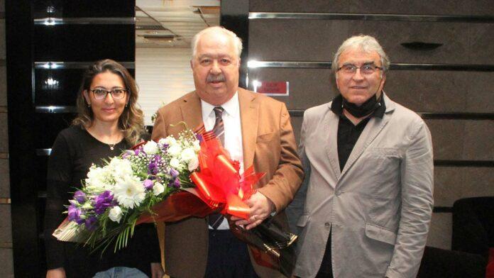 Gençlerbirliği Başkanı Niyazi Akdaş'ın doğum günü kutlandı